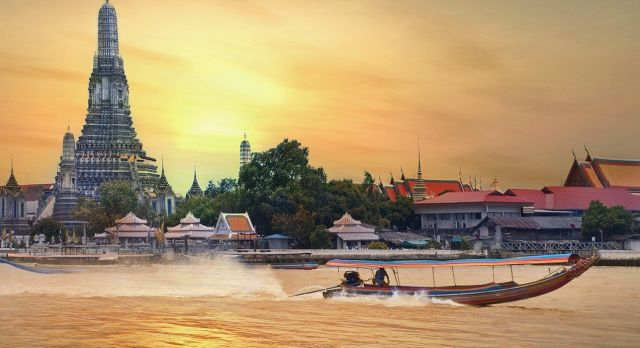 Top 10 Things to do in Thailand - Bangkok
