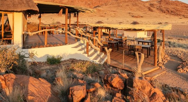 Enchanting Travels -Namibia Tours - Desert Homestead - outdoor