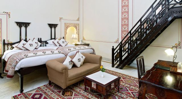 Rohetgarh - North India boutique hotels