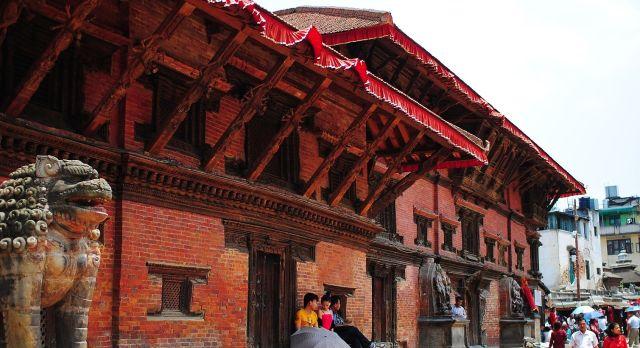 Kulturelles Highlight einer individuellen Nepal Reise: Durbar Square in Patan