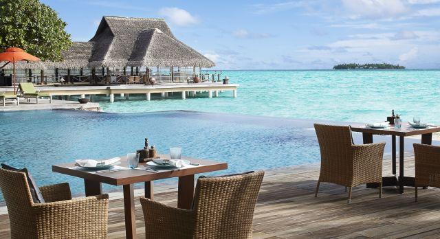 Die Malediven locken mit unerhört schönen Strand-Resorts