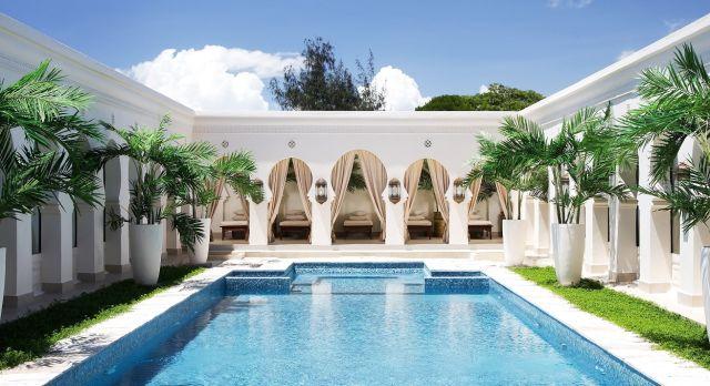 Enjoy true pampering at the luxury resorts of Zanzibar - Perfect for winter travel