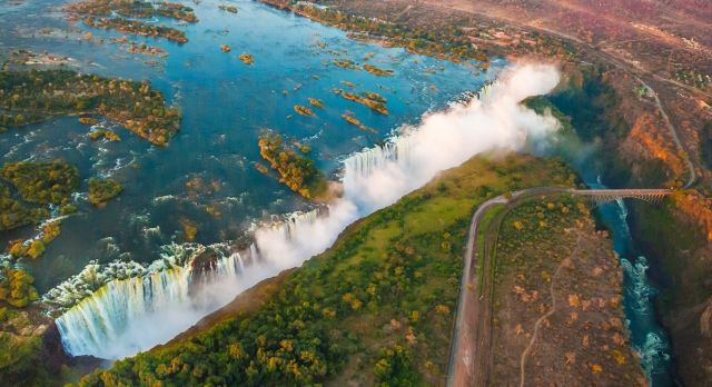 Highlights of Zambia - Victoria Falls