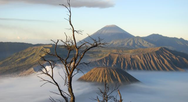 bromo-blanket with the mist