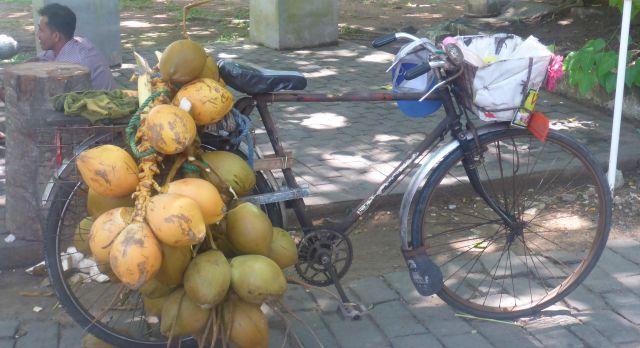 Sri Lanka Reisebericht - Fahrrad als Transportmittel