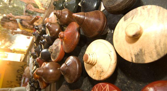 Malaysia's booming handicrafts
