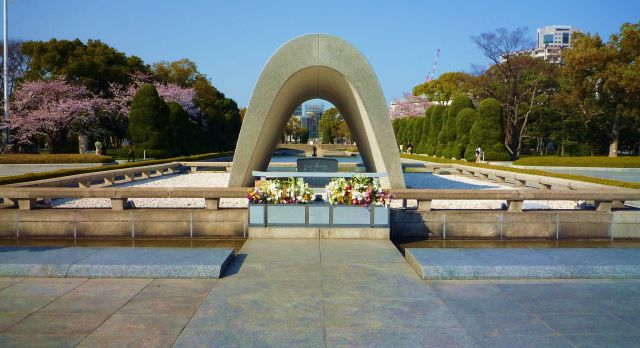 Friedenspark von Hiroshima