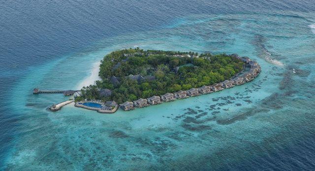 Malediven Beste Hotels: Vivanta by Taj - Coral Reef