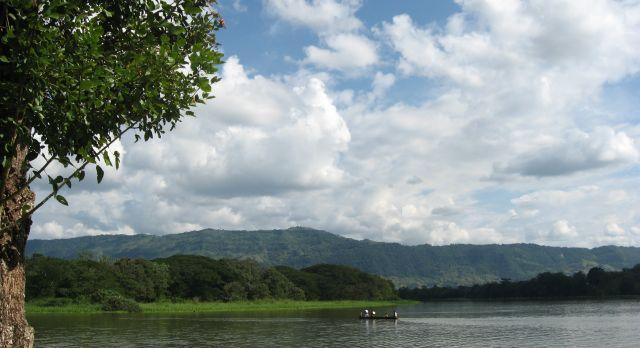 Rio Magdalena in Kolumbien