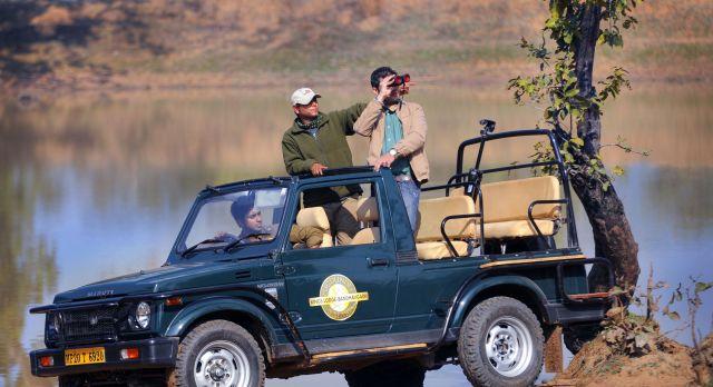 Safari in India: Treehouse hideaway Bandgavgarh activities