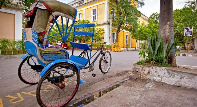 Pondicherry: North or South India