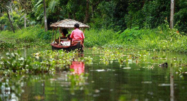 South India vacation - Kerala's backwaters