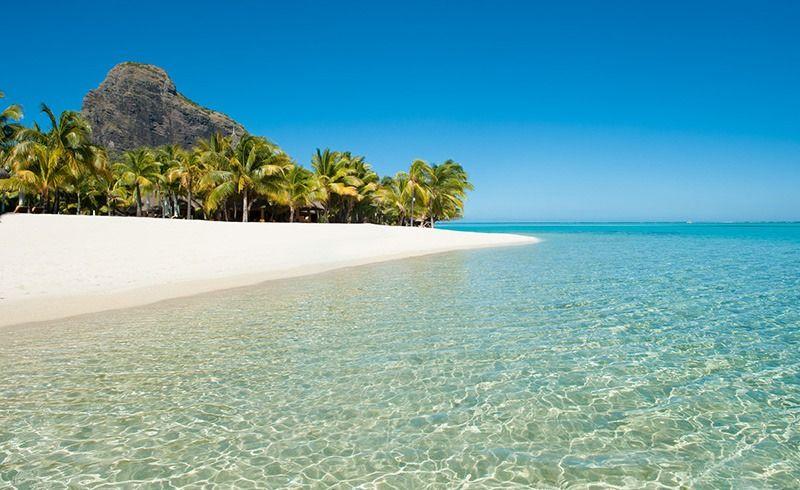 Beste Reisezeit Mauritius -Strand und Sonne sind das Highlight