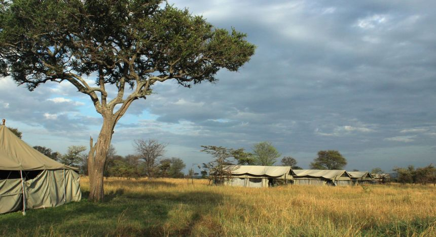 Enchanting-Travels---Tanzania-Tours---Serengeti-(Northern)---Serengeti-North-Wilderness-Camp---Exterior-View-