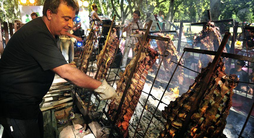 Probieren Sie auf Ihrer Genussreise in Argentinien köstliche Fleischspezialitäten