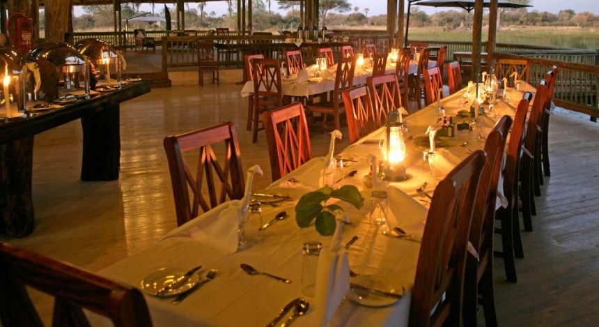 Enchanting Travels-Botswana Tours-Okavango Delta-Moremi Crossing-Bar area