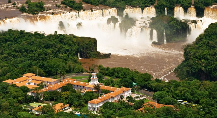 Brazil - Foz de Iguazu - Belmond dos cataratas (6)