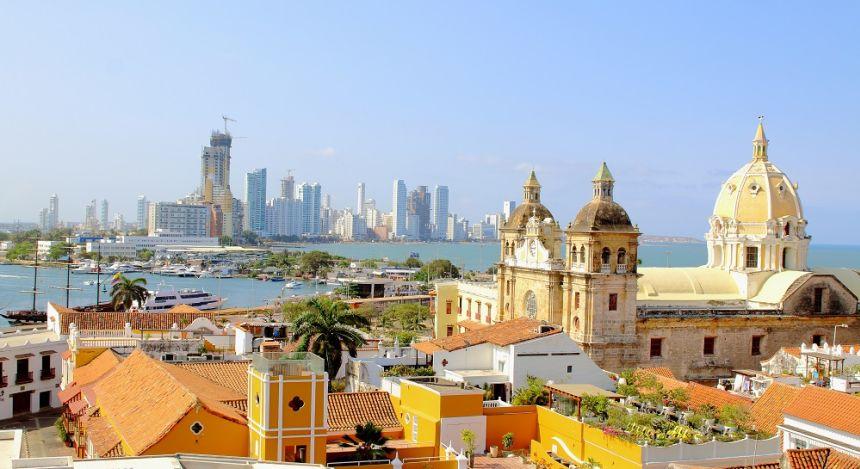 Kolumbien Reisebericht - ein Land im Aufbruch.