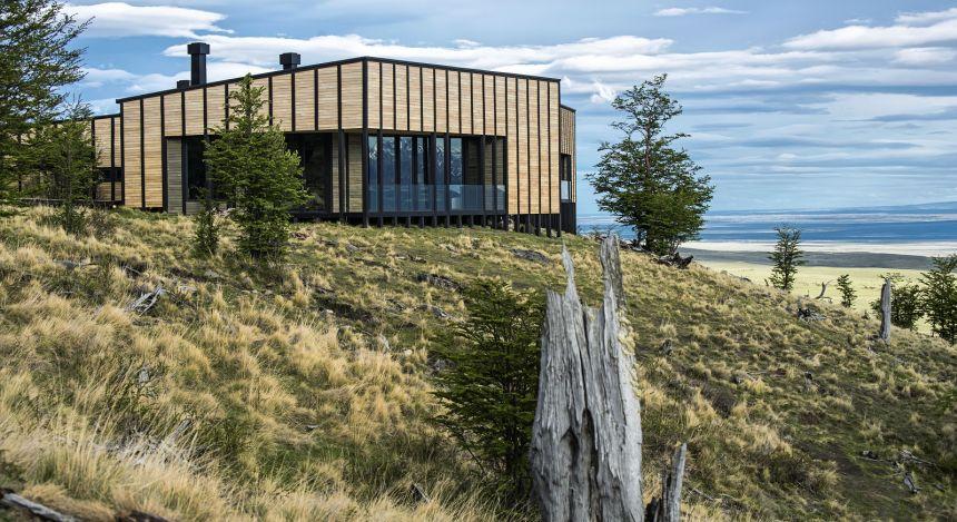 Chile - Torres del Paine - Patagonia - Awasi Patagonia exterior Main Lodge Exteriors3 (by Awasi)