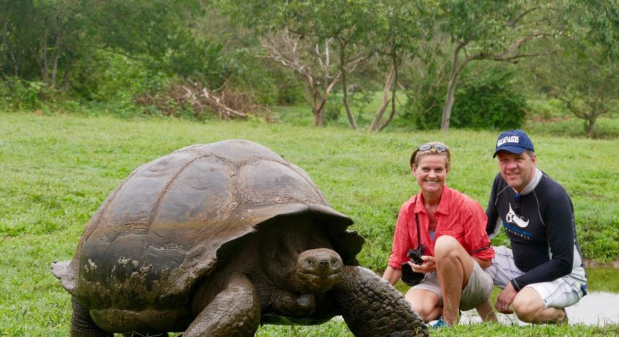 Enchanting Travels South America Tours Galapagos Guest Image Dorothee Voigtländer September 2017