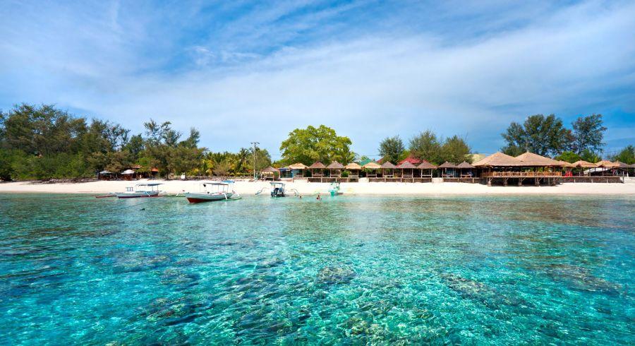 Besuchen Sie von Lombok aus die zauberhaften Gili Inseln