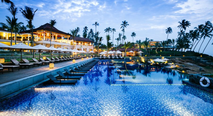 Reisetrend 1: Sri Lanka besonders für Luxusreisen sehr beliebt