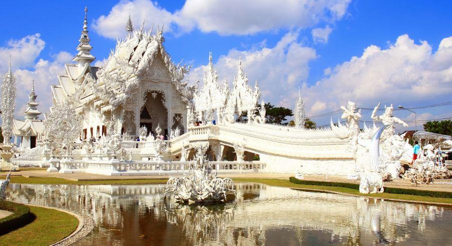 Chiang Rai, Wat Rong Khun