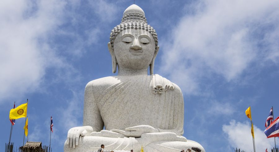 Highlight auf Phuket: Der Big Buddha