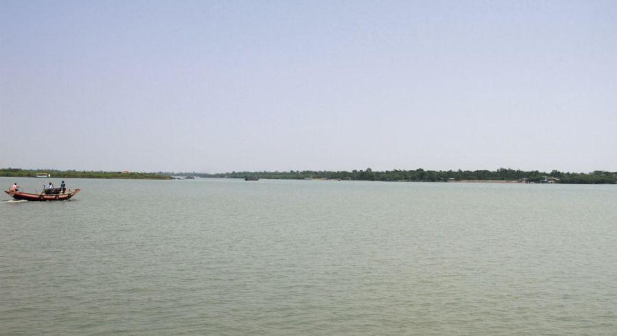 Bootsfahrt in den Sundarbans
