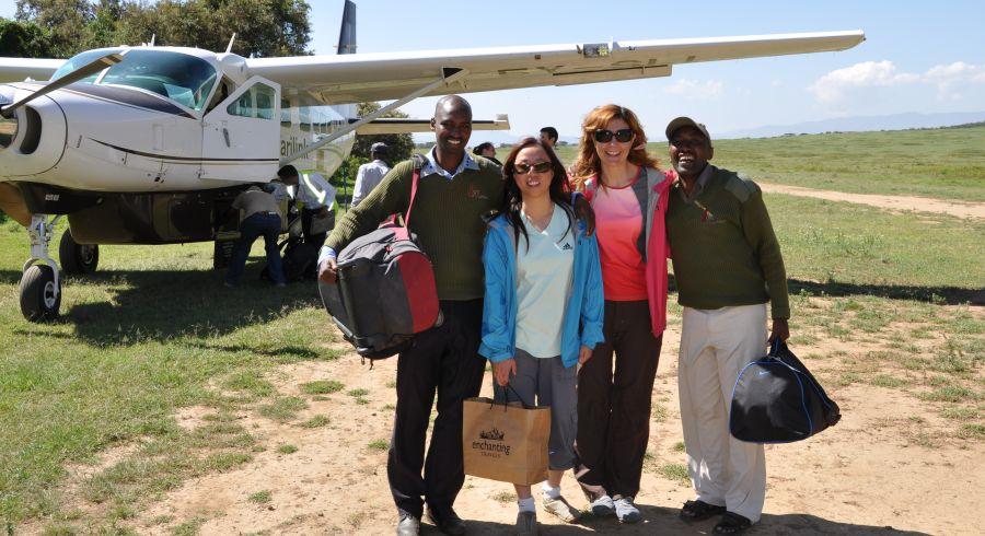 Enchanting Travels Africa Guest Alvina Leung