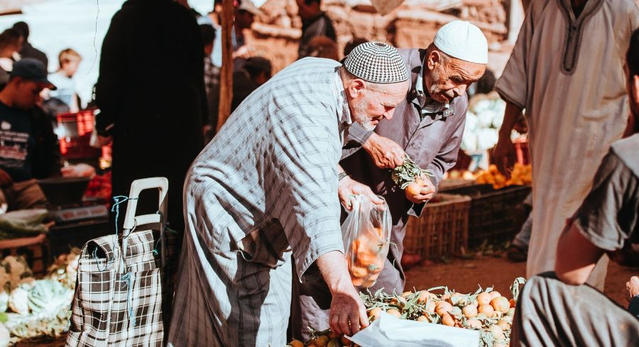 Enchanting Travels Morocco Tours Market