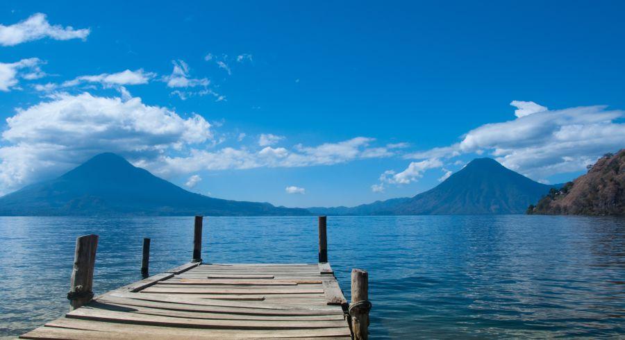 See zur besten Reisezeit in Guatemala