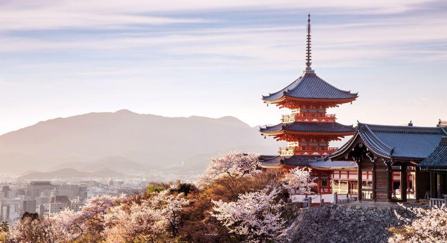 Kyoto in spring