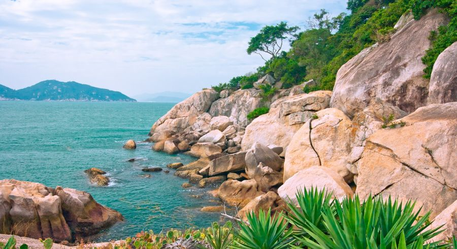 Cheung Chau island was the stash house of one of the most notorious pirates in the South China Seas!