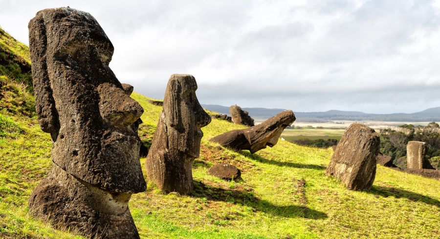 Rapa Nui in Chile - Enchanting Travels Top 10 UNESCO World Heritage sites of 2019