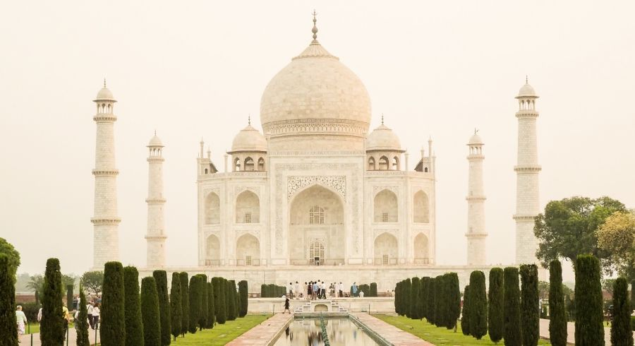 Taj Mahal - Enchanting Travels Top 10 UNESCO World Heritage sites of 2019