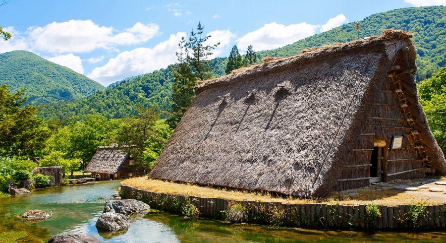 Historic houses in Japan's Shirakawa-go - Enchanting Travels Top 10 UNESCO World Heritage sites in 2019