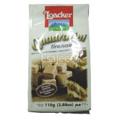 Loacker Quadratini Tiramisu Wafer