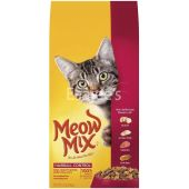 Meow Mix Cat Food Hairball Control