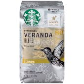 Starbucks Veranda Blend Whole Bean Blonde Arabica Coffee