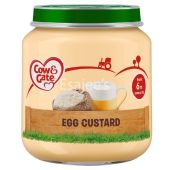 Cow & Gate Egg Custard Baby Pudding