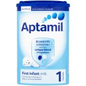 Aptamil First Infant Milk   Stage 1   From Birth   Breastmilk Substitute