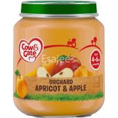 Cow & Gate Apricot & Apple Baby Pudding
