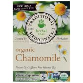Traditional Medicinals Organic Chamomile Tea Bags