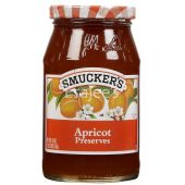 Smuckers Apricot Jams