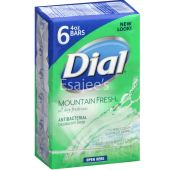 Dial Soap Mountain Fresh Anit Bacterial Soap