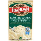 Idahoan Mashed Potatoes Roasted Garlic