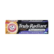Arm & Hammer Truly Radiant Rejuvenating Whitening with a Refreshing Twist Toothpaste