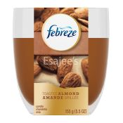 Febreze Air Freshener Toasted Almond  Scented Candle