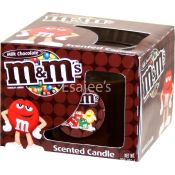 M&M's M&M Candles Scented Chocolate